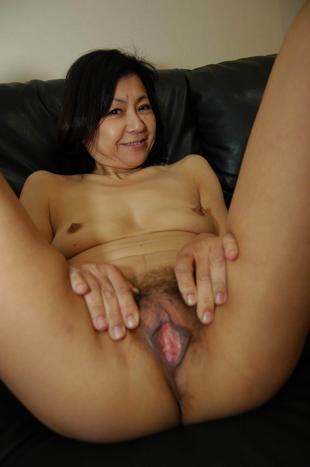 granny asian Mature