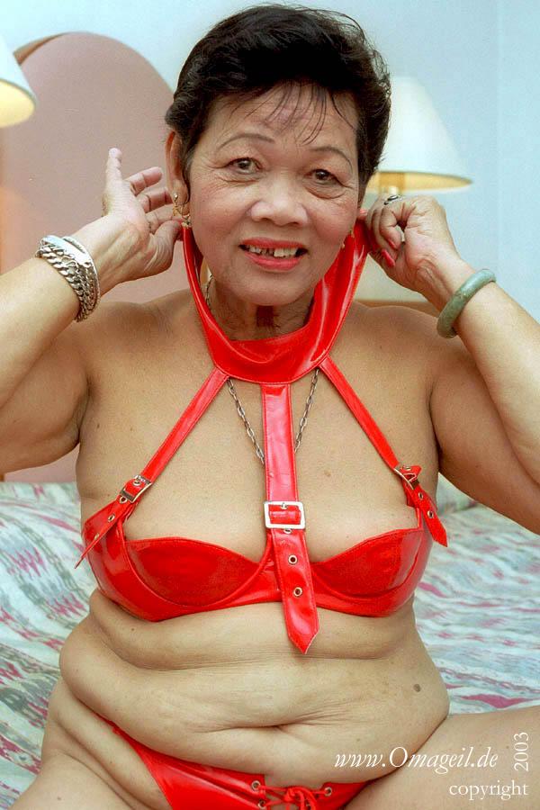 hot asian granny: