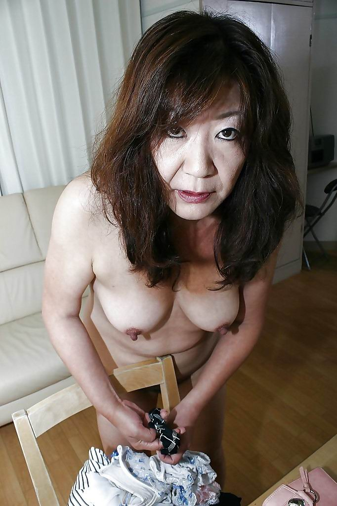 Rusty recommend best of old asian granny