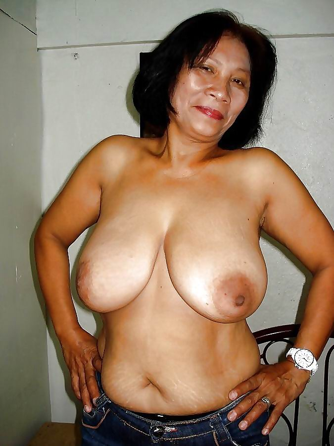 nude granny asian photos beauty
