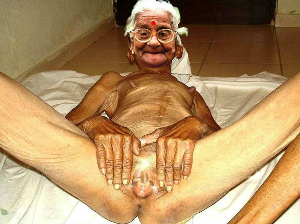Old asian granny pics