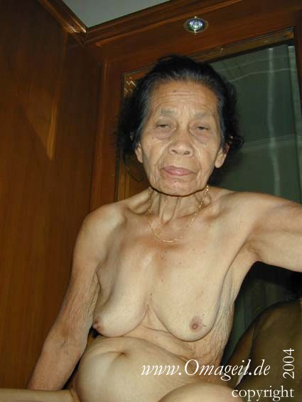 Chinese grannies pictures explain