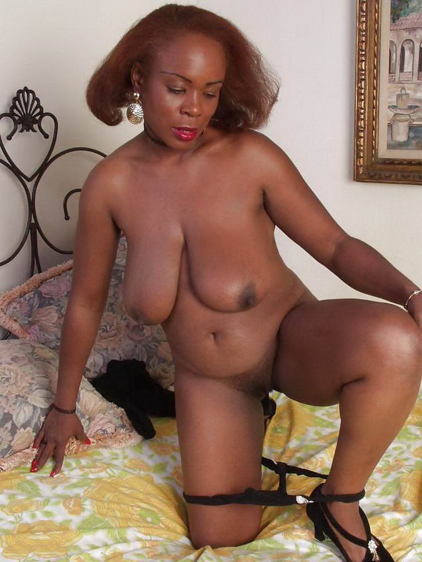 Light skin black girl big tits
