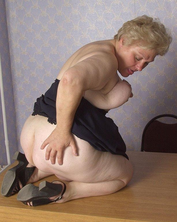 Fat granny porn pictures can not