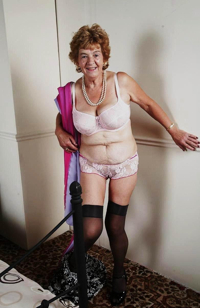 80 year old grandma libby fucks young lad 10
