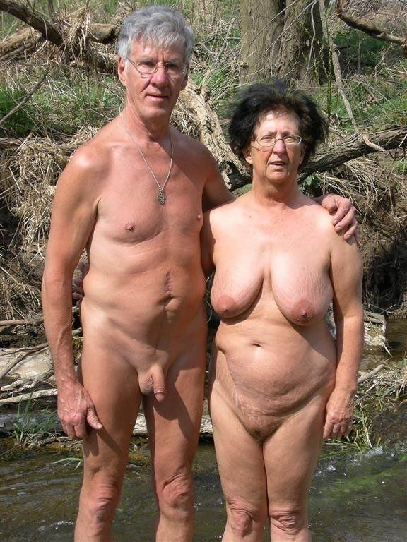 Old grandma and gramps nude sex