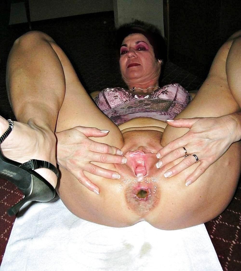Omapass old horny chubby granny solo masturbation 7