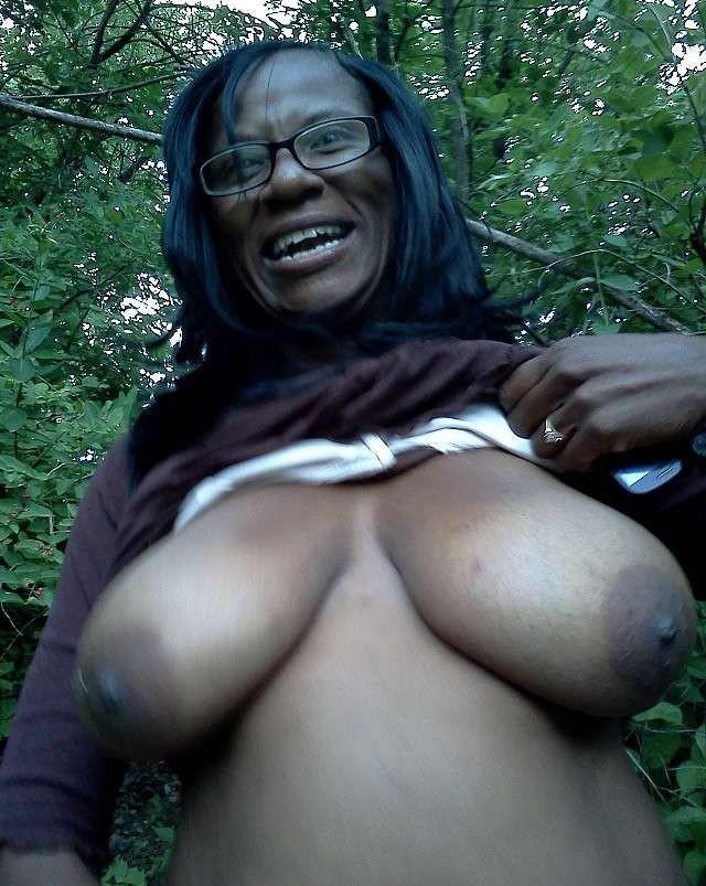 black grandma sex