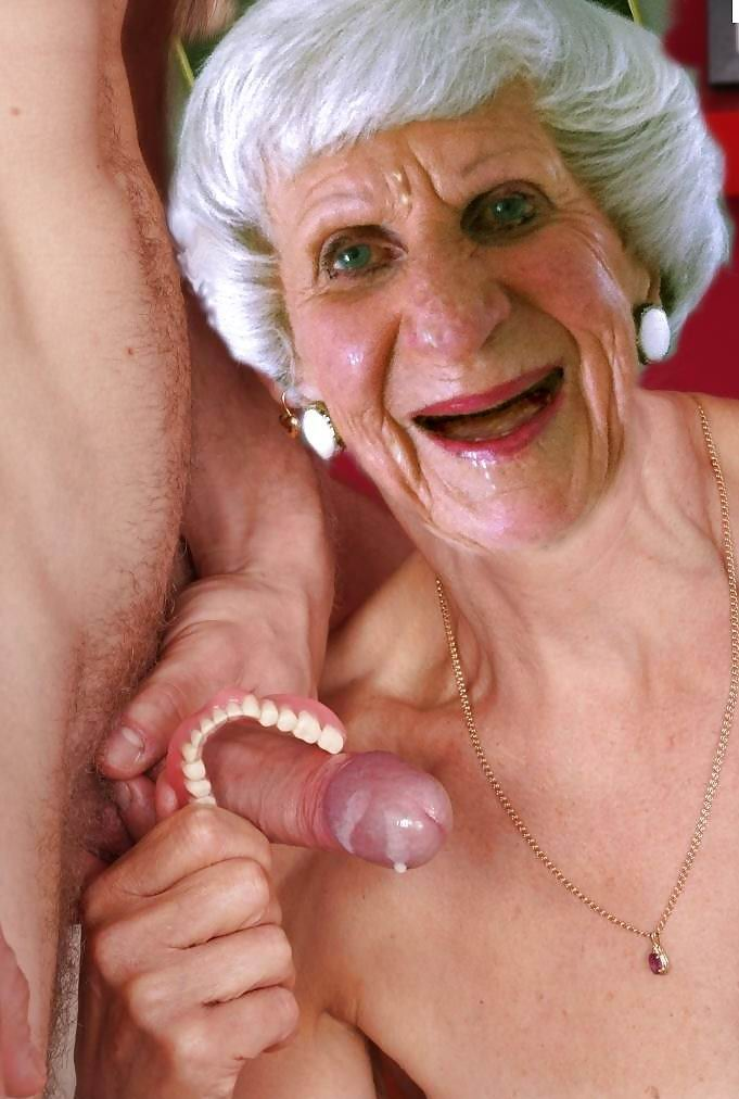 80 year old grandma libby fucks young lad Part 4